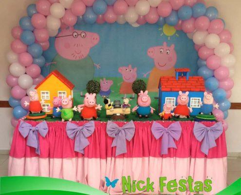 Decoração Infantil Peppa Pig