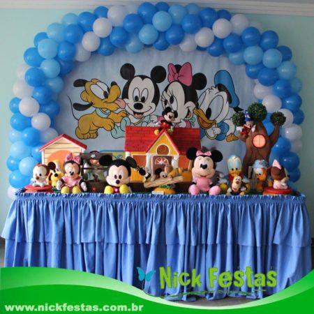 Decoração infantil baby disney nick festas meninos