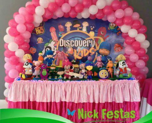 Decoração infantil discovery kids