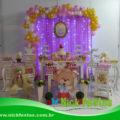 decoração provençal chá de bebê, festa provençal, Chá de bebê menina